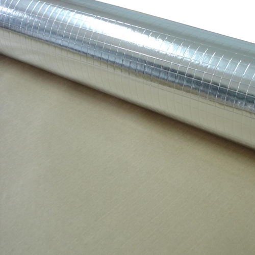 Single-side Two-way Aluminum Foil Scrim kraft(Model FSK7160B)