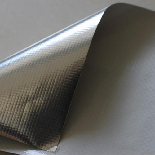 Single Side Aluminum Film Woven Cloth (Model FW1280)