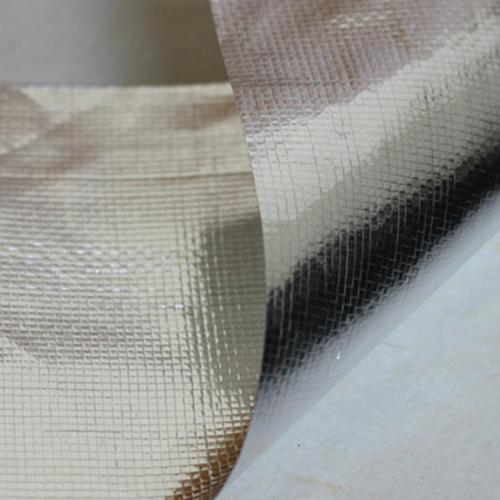 Double-side Aluminum Foil Woven Cloth (Model FWS780)