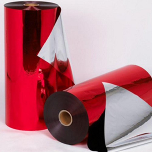 Metallized Film (color)