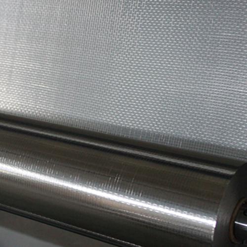 Heat-sealing Single-side Aluminum foil  Woven Cloth (Model FW780V)