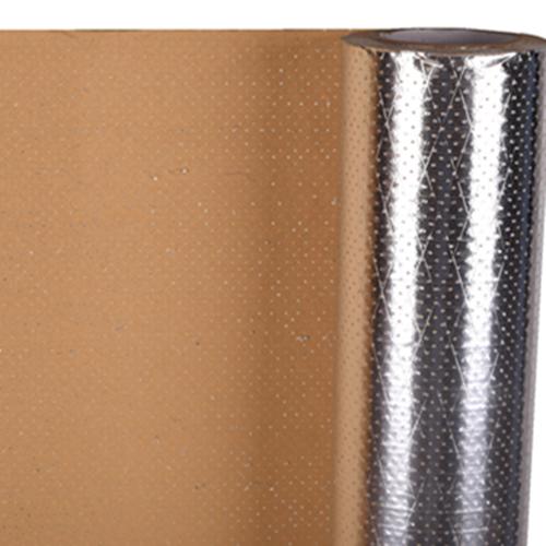单面铝箔夹筋穿孔(型号FSK7160P)