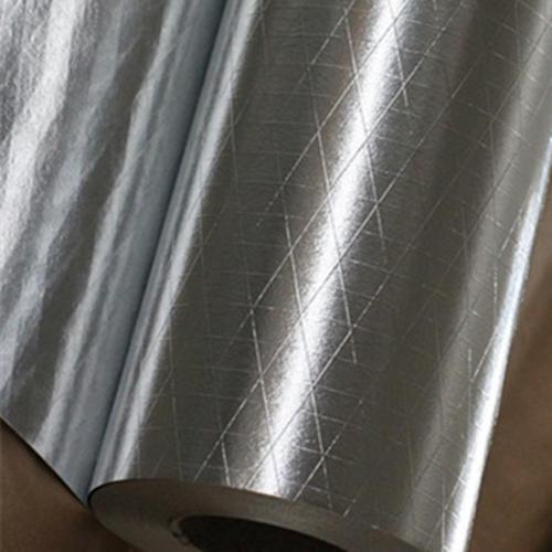 双面铝箔PET夹筋(型号DMF1001)