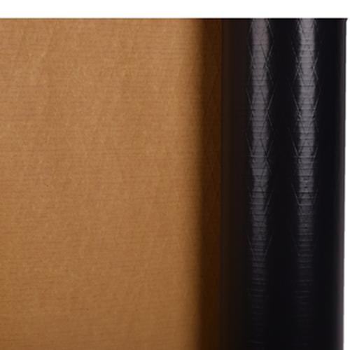 黑色阻燃金属化聚丙烯夹筋(型号WPSK4550)