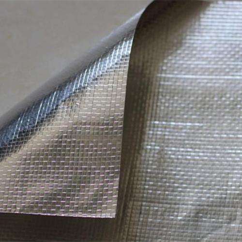 双面镀铝膜编织布(型号FWS1280)