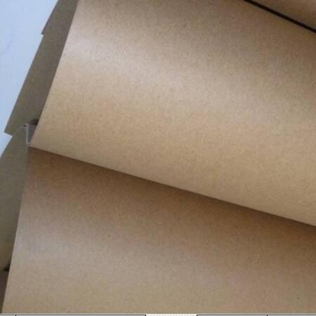双面牛皮纸复合编织布(型号KWS8080)